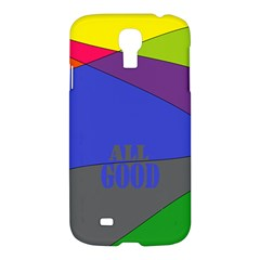 oh right Samsung Galaxy S4 I9500/I9505 Hardshell Case