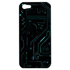 Circuit Board Apple iPhone 5 Hardshell Case