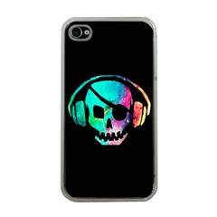 Pirate Music Apple iPhone 4 Case (Clear)