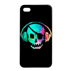 Pirate Music Apple iPhone 4/4s Seamless Case (Black)