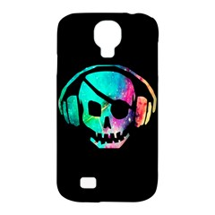 Pirate Music Samsung Galaxy S4 Classic Hardshell Case (PC+Silicone)