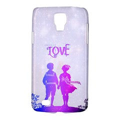 Love Samsung Galaxy S4 Active (i9295) Hardshell Case