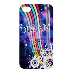 Dream In Colors Apple Iphone 4/4s Premium Hardshell Case