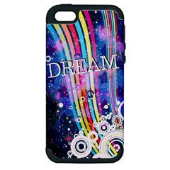 Dream in Colors Apple iPhone 5 Hardshell Case (PC+Silicone)