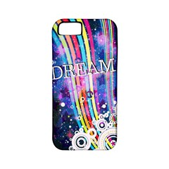 Dream in Colors Apple iPhone 5 Classic Hardshell Case (PC+Silicone)