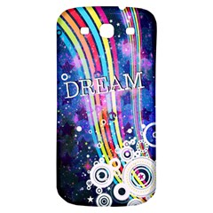 Dream in Colors Samsung Galaxy S3 S III Classic Hardshell Back Case