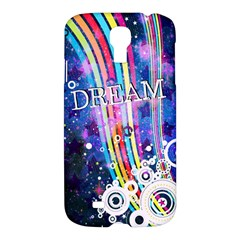 Dream in Colors Samsung Galaxy S4 I9500/I9505 Hardshell Case