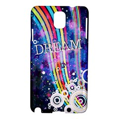 Dream In Colors Samsung Galaxy Note 3 N9005 Hardshell Case