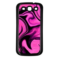 L447 Samsung Galaxy S3 Back Case (black)