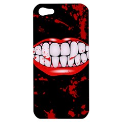The Phone With Bite Apple Iphone 5 Hardshell Case