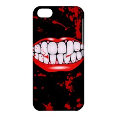 The Phone With Bite Apple iPhone 5C Hardshell Case
