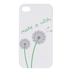 Make a Wish Apple iPhone 4/4S Hardshell Case
