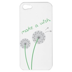 Make a Wish Apple iPhone 5 Hardshell Case