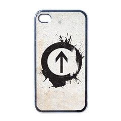 Above the Influence Apple iPhone 4 Case (Black)