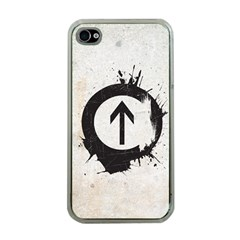 Above the Influence Apple iPhone 4 Case (Clear)
