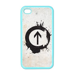 Above the Influence Apple iPhone 4 Case (Color)