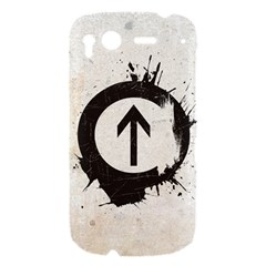Above the Influence HTC Desire S Hardshell Case