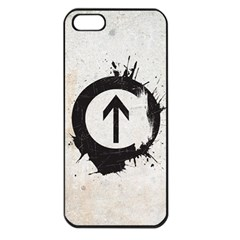 Above the Influence Apple iPhone 5 Seamless Case (Black)