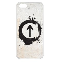 Above The Influence Apple Iphone 5 Seamless Case (white)