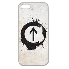 Above the Influence Apple Seamless iPhone 5 Case (Clear)