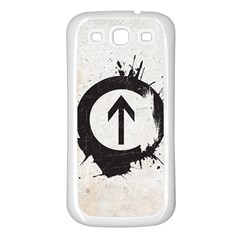 Above The Influence Samsung Galaxy S3 Back Case (white)