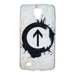Above The Influence Samsung Galaxy S4 Active (i9295) Hardshell Case