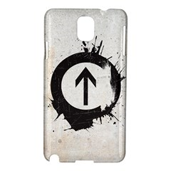 Above the Influence Samsung Galaxy Note 3 N9005 Hardshell Case