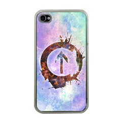 Above The Influence 2 Apple Iphone 4 Case (clear)