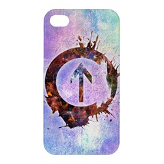 Above The Influence 2 Apple Iphone 4/4s Premium Hardshell Case