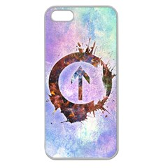 Above the Influence 2 Apple Seamless iPhone 5 Case (Clear)
