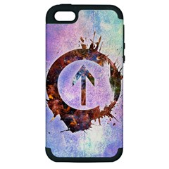 Above the Influence 2 Apple iPhone 5 Hardshell Case (PC+Silicone)