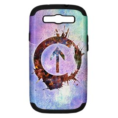 Above The Influence 2 Samsung Galaxy S Iii Hardshell Case (pc+silicone)