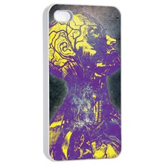 Anatomy Apple iPhone 4/4s Seamless Case (White)