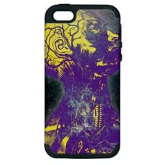 Anatomy Apple iPhone 5 Hardshell Case (PC+Silicone)