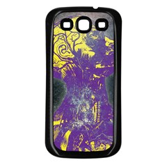 Anatomy Samsung Galaxy S3 Back Case (Black)