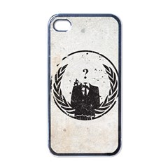 Anon Apple iPhone 4 Case (Black)