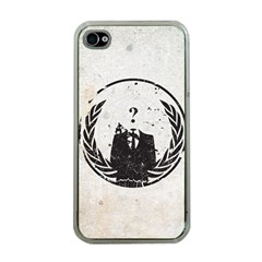 Anon Apple Iphone 4 Case (clear)