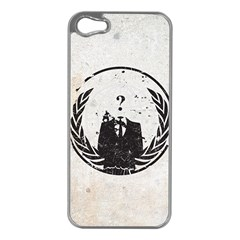Anon Apple Iphone 5 Case (silver)