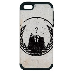 Anon Apple iPhone 5 Hardshell Case (PC+Silicone)