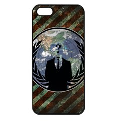 World Wide Anonymous Apple iPhone 5 Seamless Case (Black)