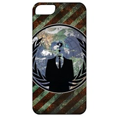 World Wide Anonymous Apple iPhone 5 Classic Hardshell Case