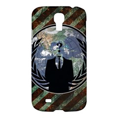 World Wide Anonymous Samsung Galaxy S4 I9500/i9505 Hardshell Case