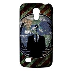 World Wide Anonymous Samsung Galaxy S4 Mini Hardshell Case