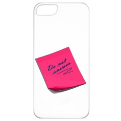Post It Apple Iphone 5 Classic Hardshell Case