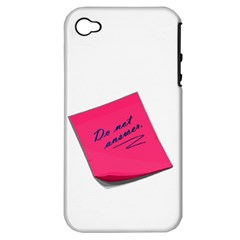 post-it Apple iPhone 4/4S Hardshell Case (PC+Silicone)