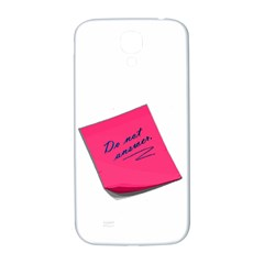 Post It Samsung Galaxy S4 I9500/i9505  Hardshell Back Case
