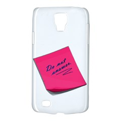 post-it Samsung Galaxy S4 Active (I9295) Hardshell Case