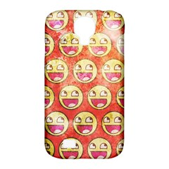 Epic Face Samsung Galaxy S4 Classic Hardshell Case (PC+Silicone)