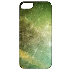 Green Grunge Apple iPhone 5 Classic Hardshell Case