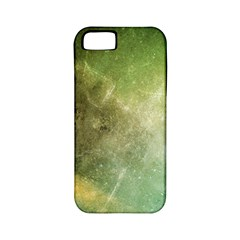 Green Grunge Apple iPhone 5 Classic Hardshell Case (PC+Silicone)